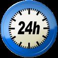 24 Sunden